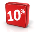 10% reduction