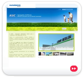 HARSCO - Site ASIC